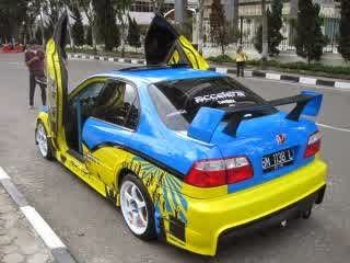 81+ Foto Modifikasi Mobil Honda Civic HD