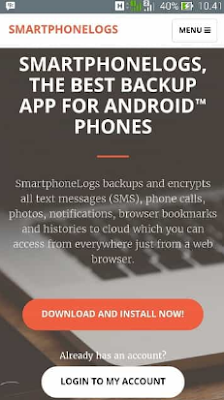 Smartphonelogs Apk For Android (Spy Application)