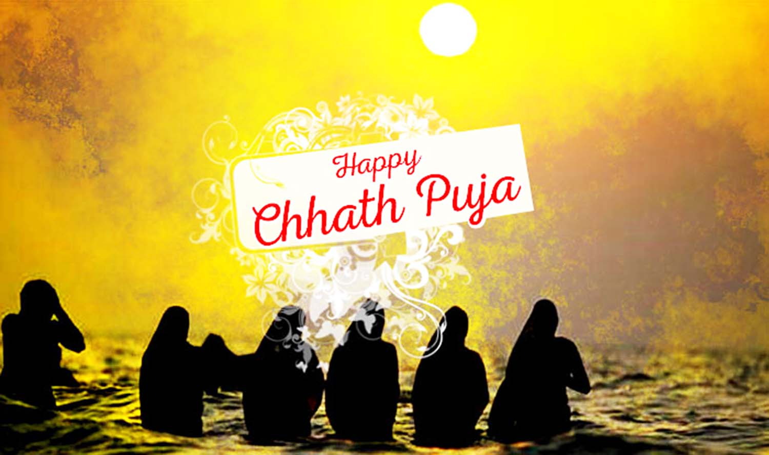 chhath puja hd photo