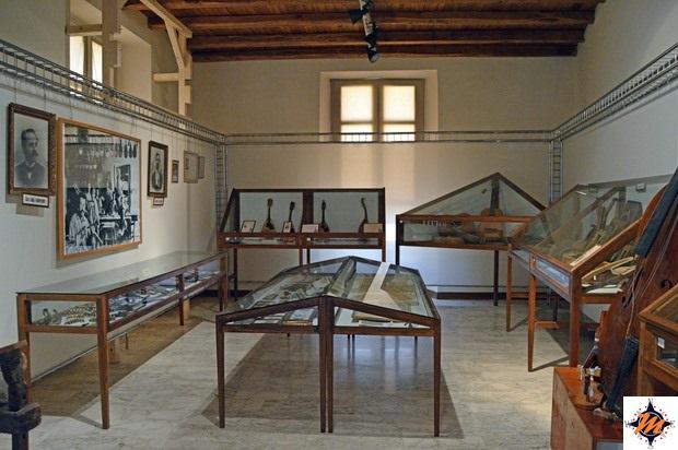 Arpino, Museo della Liuteria