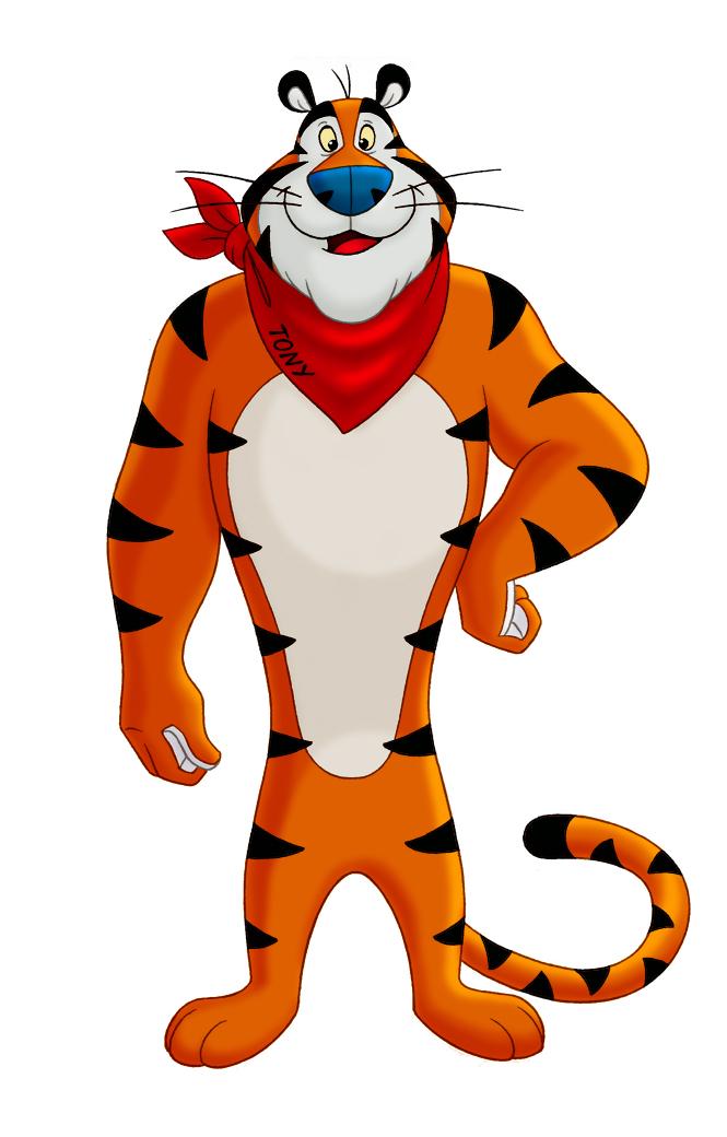 daryl graham animation and design tony the tiger international