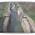 La triple esclusa de Calahorra de Ribas