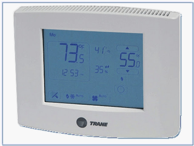 Trane Commercial Thermostat Manual