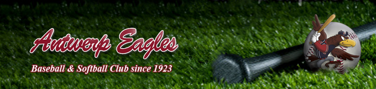 Antwerp Eagles Baseball en Softball Club Homepage