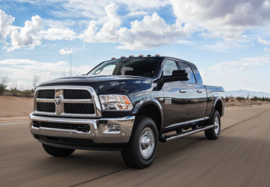 2017 Ram 2500 HD 6.4L Gasoline V-8 Crew Cab 4x4 Review