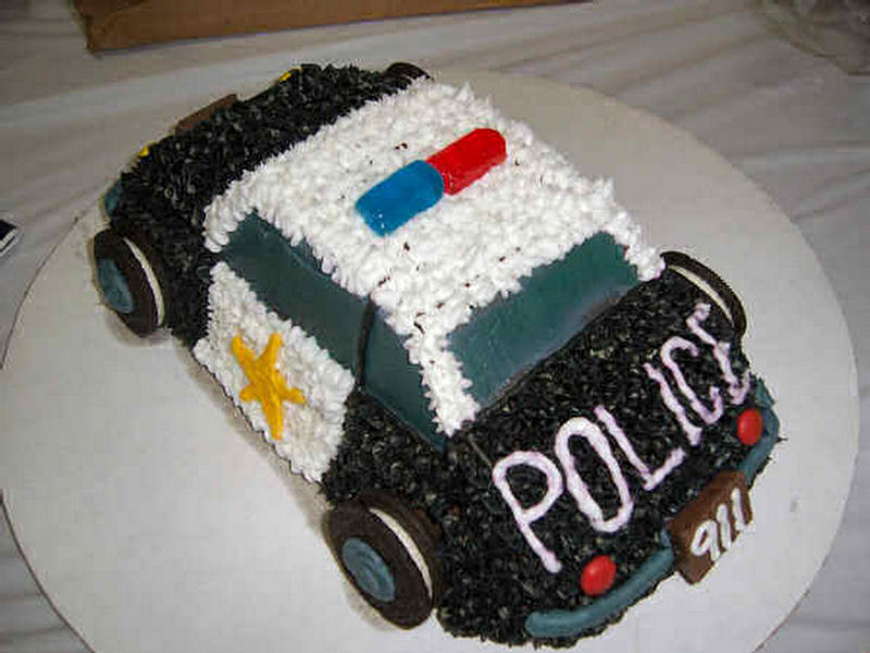 Funlure Beautiful Automobile Cakes For Kids