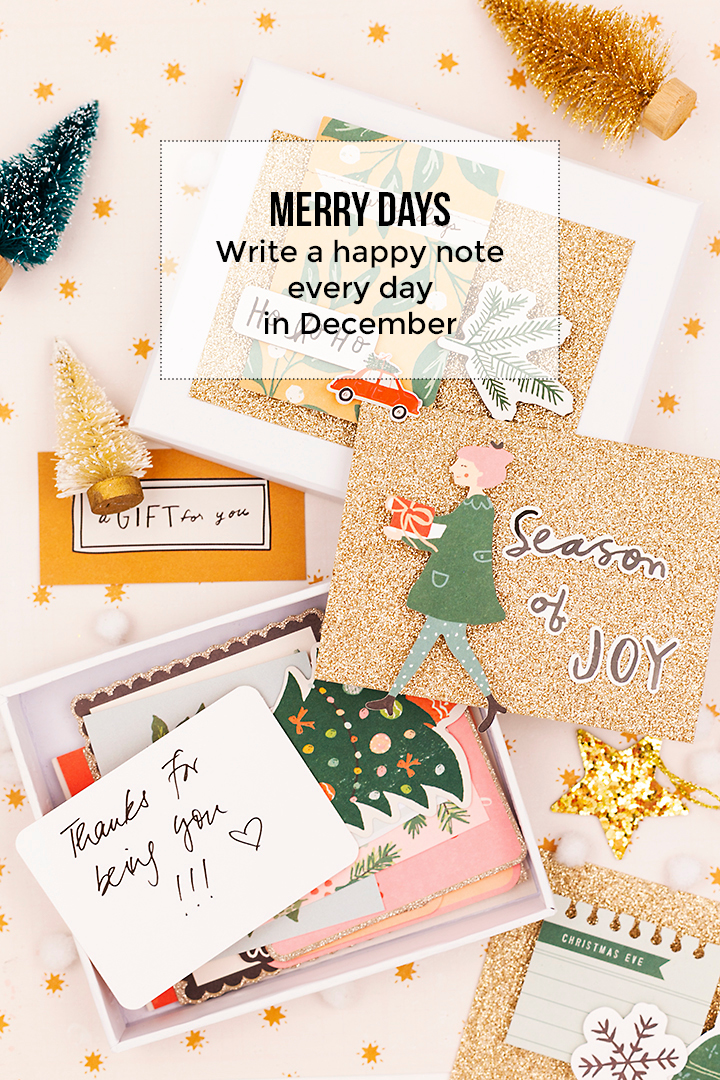 Crate Paper | Happy Notes in December | Merry Days INSTASTORY-a