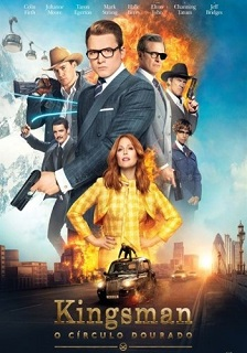 Kingsman – O Círculo Dourado 2017 Torrent Download – BluRay 720p e 1080p 5.1 Legendado