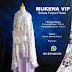 Mukena Vip Simple Purple Flower