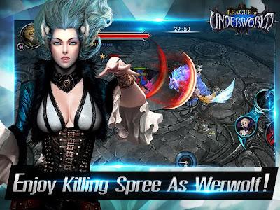 Pada kesempatan kali ini aku akan memperlihatkan sebuah game  Unduh Game League Of Underworld Apk v1.5.1 Mod (Skill Damage increased & More)