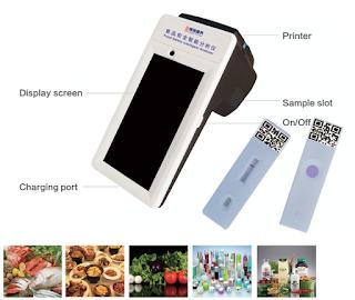 thiết bị kiểm tra an toàn thực phẩm