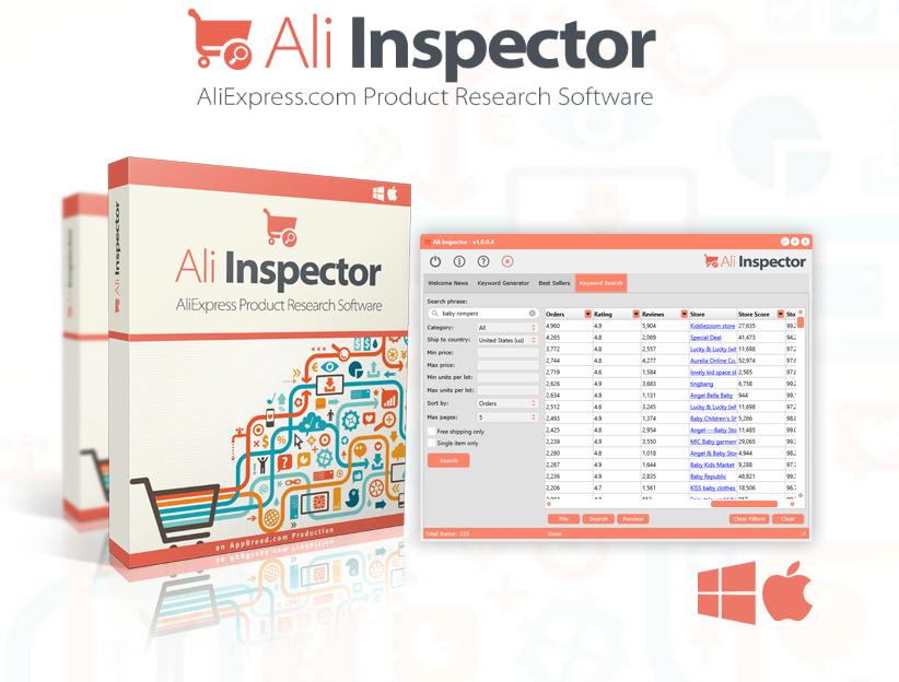 Download Ali Inspector v1 0 2 2 | Nulled SEO