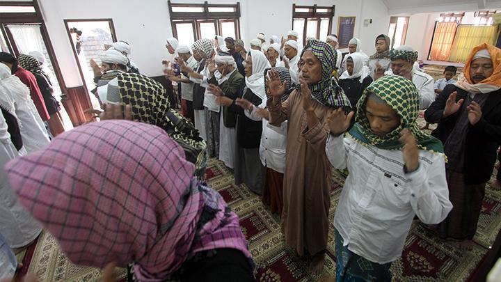 Hari Ini Naqsabandiyah Sudah Rayakan Idul Adha, Ini Perhitungannya
