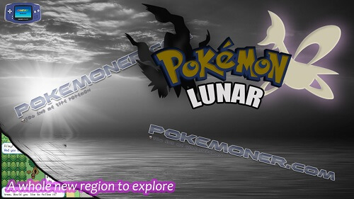 Pokemon Lunar