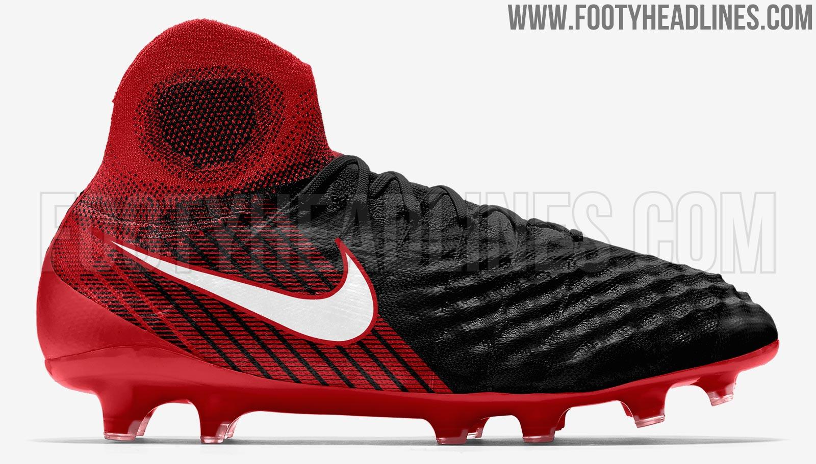 Pack Red Du 20172018 Fuite Exclusif Foot Chaussures Nike De afpn6wxq