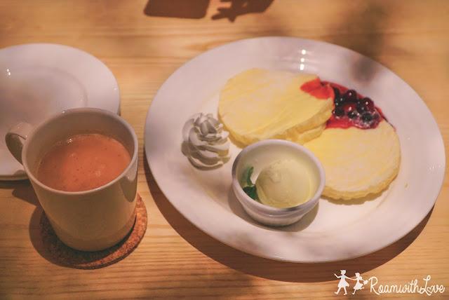 Japan, cafe, kyushu, รีวิว,review,fukuoka,huis ten bosch,nagasaki,kumamoto, beppu, yufuin, ฟุกูโอกะ, นางาซากิ, คุมาโมโต้, เบปปุ, ยูฟุอิน, คาเฟ่, ของหวาน,เค้ก, แพนเค้ก, กาแฟ, ร้านนั่งชิว,เท็นจิน,cafe,chocolate, cafe bridge