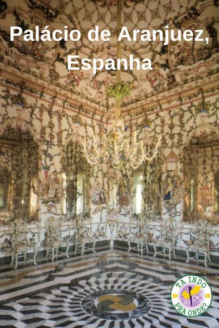 Palácio de Aranjuez - bate-volta de Madri (Espanha)