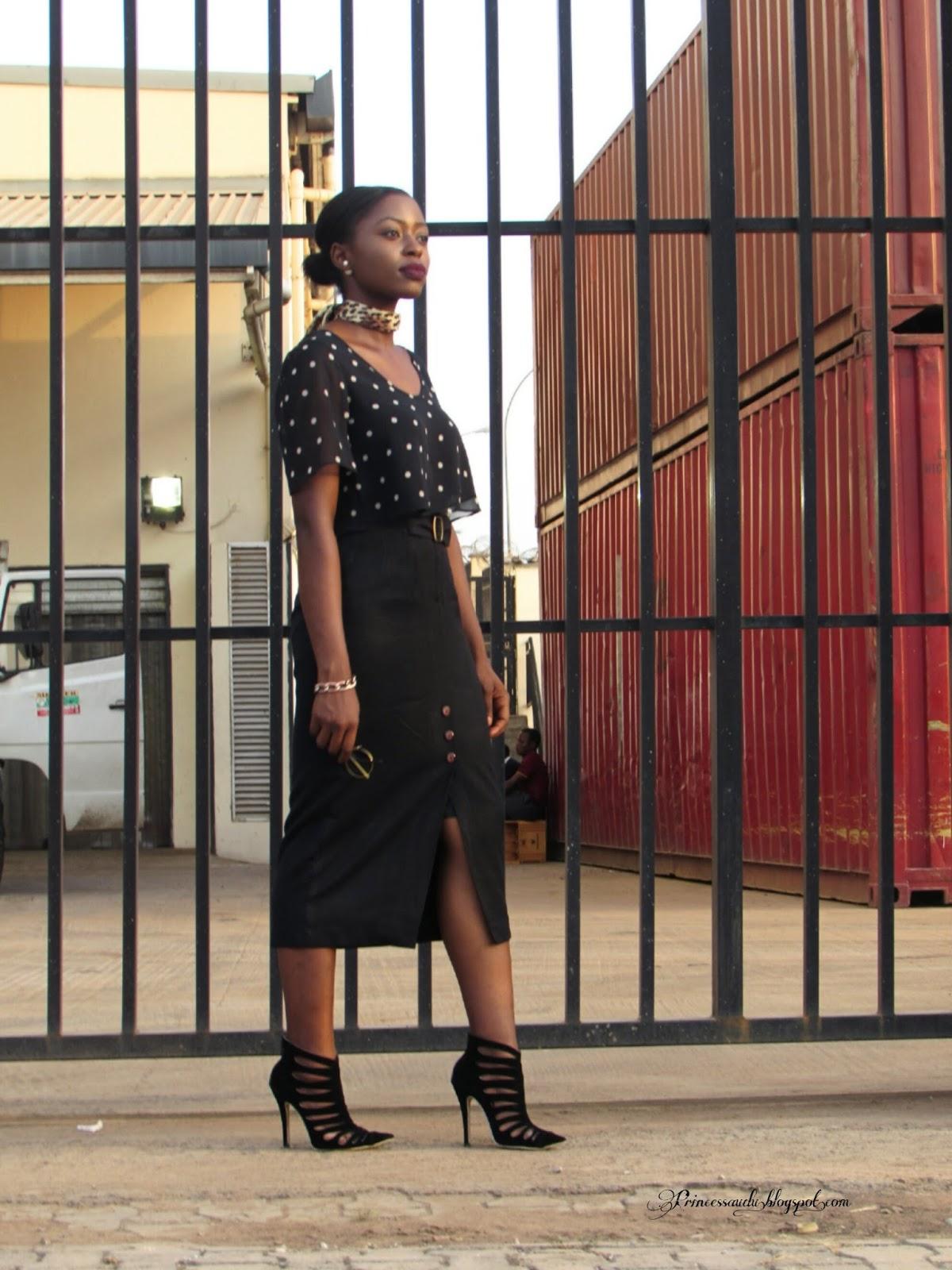 vintage, scarf, polka-dot, leopard print