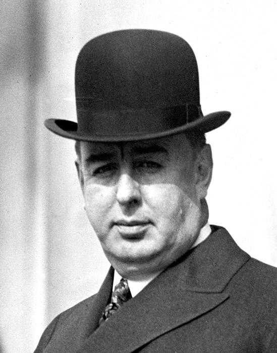 Mayor Big Bill Thompson