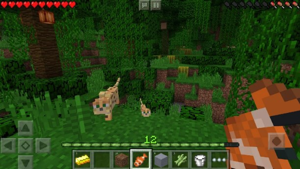 Download Minecraft: Pocket Edition Apk Mod v1.1.0.3 (unlimited breath/inventory)