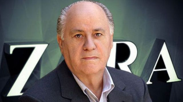 Amancio Ortega - Orang Terkaya Di Dunia Yang Kaya Raya dan Dermawan