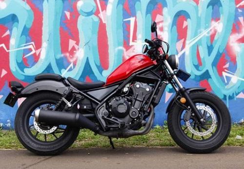 Harga Honda Rebel Series Moge Honda