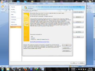 Office Enterprise 2007 SP3 Silent Install