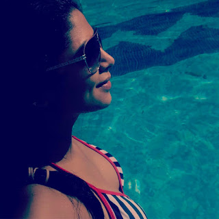Kavita Kaushik in Bikini TV Show Actress in Bikini