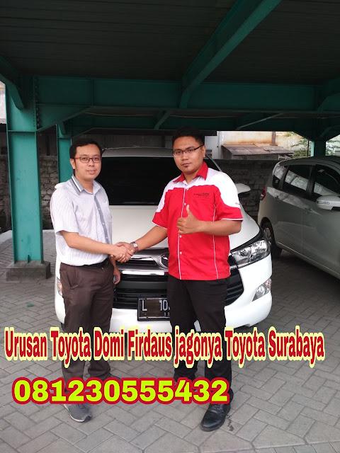 Info Harga, Promo, Diskon, Cashback, Wiraniaga, Salesman, Ilustrasi Kredit Mobil Toyota Baru Wilayah Jombang, Jatim