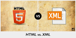 Difference between HTML and XML