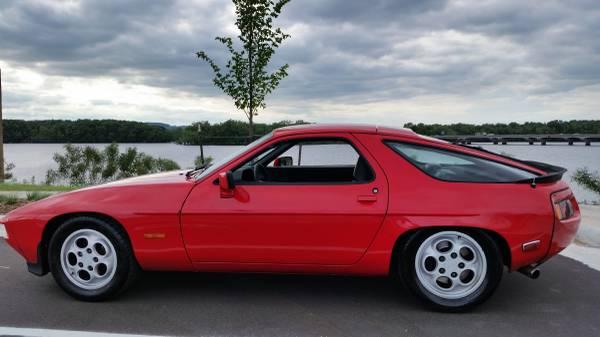 1984 Porsche 928 For Sale 2308970