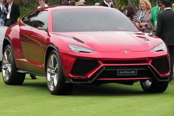 Spesifikasi dan Harga Lamborghini Urus Januari 2018