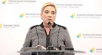 Соломатина обвинила Корчак  в фальсификации проверки электронных деклараций