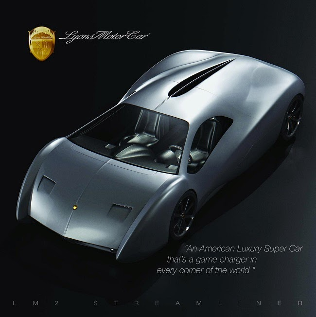 1,700 Hp LM2 Streamliner To Debut In New York