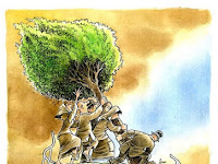 Ini Kartun Jitet Pemenang 4th Kalder Bursa International Cartoon Contest 2017 Turkey