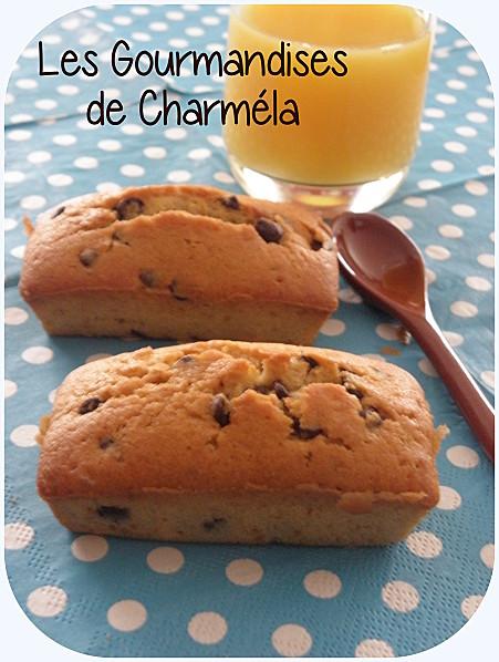Cake Banane Pepite Chocolat Demarle