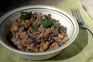 Southwestern Rice Salad {Vegan} 7