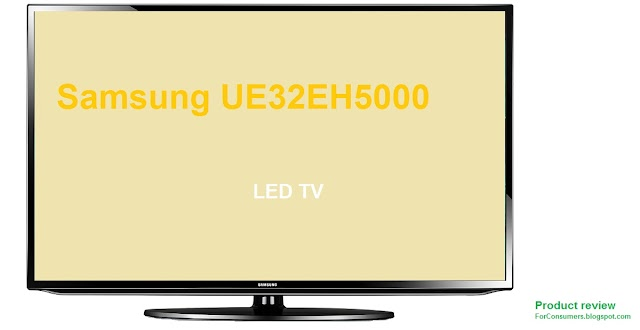 Samsung UE32EH5000 best seller - LED TV review