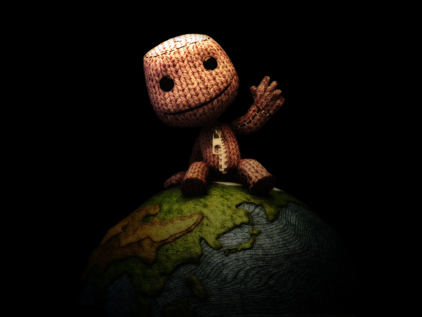 Little Big Planet Wallpaper: Wallpaper, Avatars + More