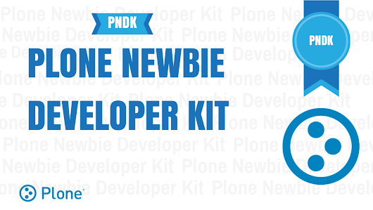 Sandy's first day with Plone and the Plone Newbie Developer Kit