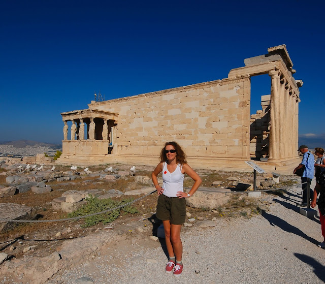 Erechtheion temple Jackie Collison