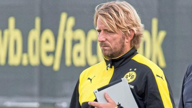 Arsenal finalize €2m move for Dortmund's Chief Scout Sven Mislintat