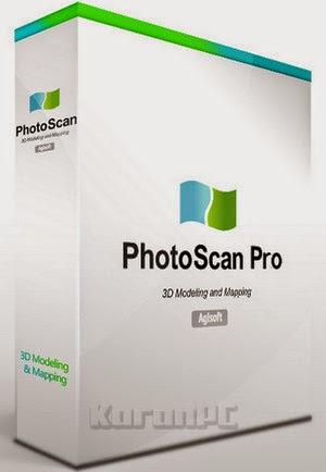Agisoft PhotoScan Pro 1.2.0 Final +