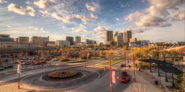 Winnipeg no Canadá