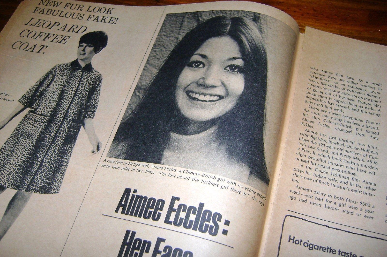 Aimee Eccles