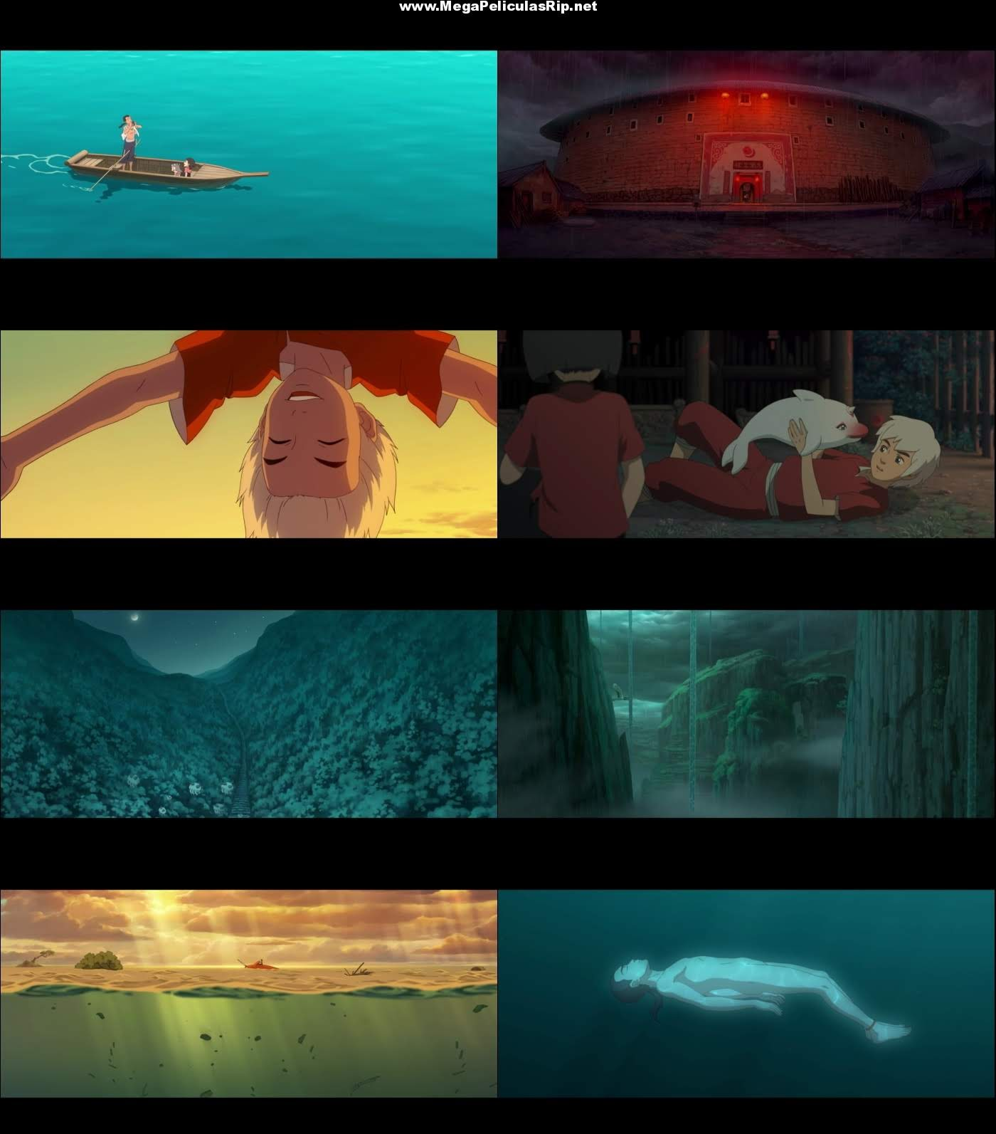 Big Fish And Begonia 1080p Latino