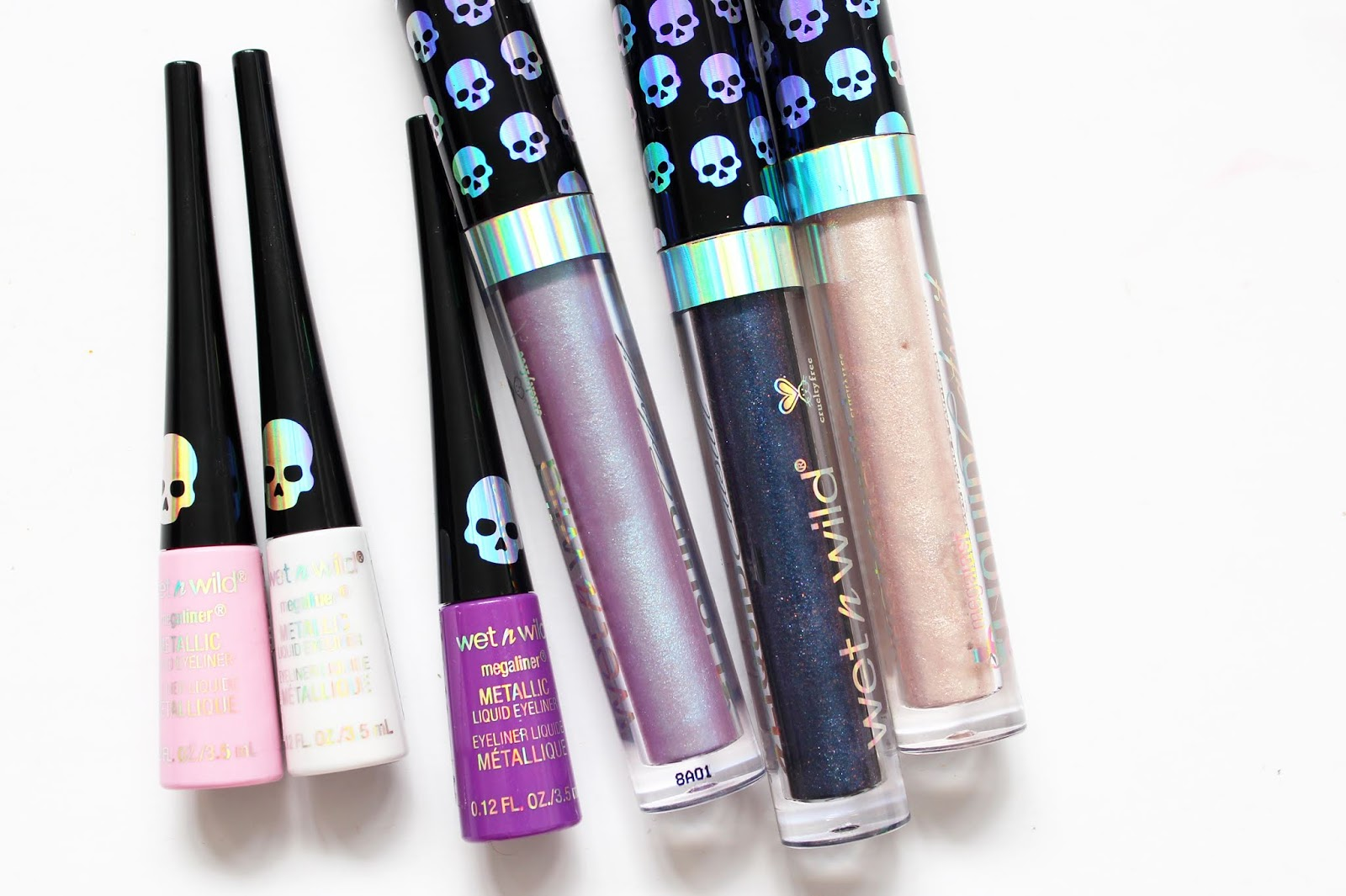 WET N WILD | Goth-O-Graphic Limited Edition Collection - CassandraMyee