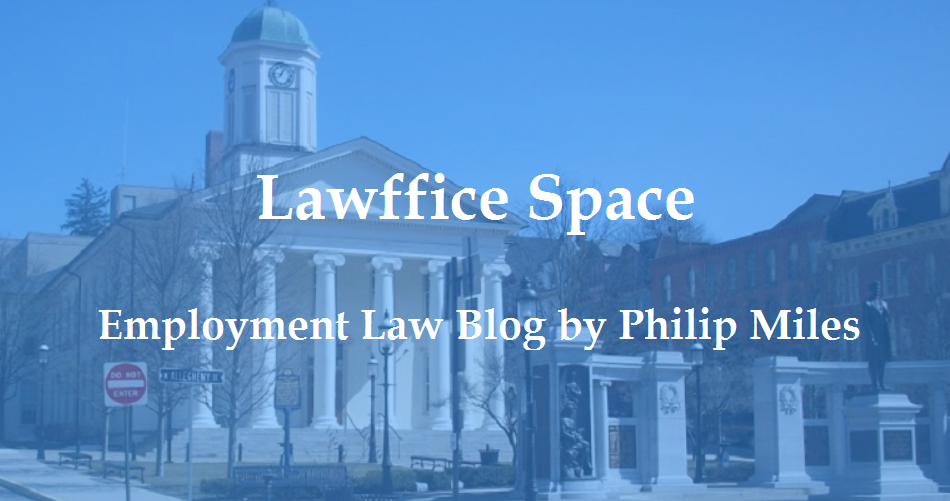 Lawffice Space - Employment Law Blog by Philip Miles