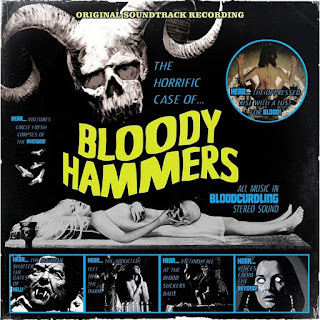 "Το τραγούδι των Bloody Hammers ""Vultures Circle Overland"" από το album ""Lovely Sort of Death"""