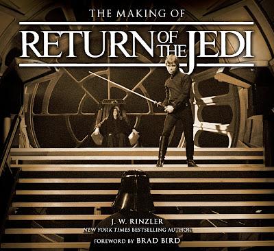 J.W. Rinzler's Making of Return of the Jedi